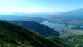 新道峠から富士山と河口湖を空撮 50748278