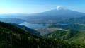 新道峠から富士山と河口湖を空撮 50748281