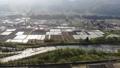 무인 항공기 공중 촬영 니가타 현 미나미 우 오누시 펼쳐지는 논밭 50749500