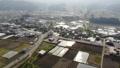 무인 항공기 공중 촬영 니가타 현 미나미 우 오누시 펼쳐지는 논밭 50749502