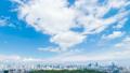 東京景觀遊戲中時光倒流市長綠化和藍天俯瞰市中心區從天空樹到國家體育場奧佐拉 50767933