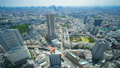 โตเกียว Ikebukuro time-lapse Riwa 1 ปีโตเกียวปริมณฑลทางด่วนหมายเลข 5 และพื้นที่ป็นรอบ ๆ สำนักงานรัฐบาลอาคารถนนที่นำไปสู่ชินจูกุเอียง 50824702
