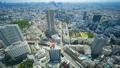 โตเกียว Ikebukuro time-lapse Riwa ฐานปีโตเกียวปริมณฑลทางด่วนหมายเลข 5 และรอบ ๆ ถนน redevelopment รัฐบาลสำนักงานก่อสร้างถนนที่นำไปสู่ชินจูกุ 50824858