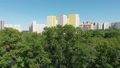 The Cityscape of Levoberezhnyy district in Khimki city. Russia 50854446
