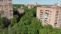 The Cityscape in Khimki city from above. Russia 50854466