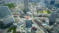 โตเกียว Ikebukuro time-lapse Riwa 1 ปีโตเกียวปริมณฑลทางด่วนหมายเลข 5 และพื้นที่พัฒนาขื้นใหม่รอบสำนักงานอาคารถนนที่ทอดไปสู่ Shinjuku Pan 50864298