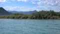 View from boat on famous Lake Skadar in Montenegro 50958046