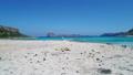 Beautiful sandy beach and turquoise sea. Greece, Crete, Balos beach. 51047977