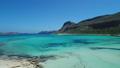 Greece, Crete, Balos beach. Beautiful sandy beach and turquoise sea. 51048033