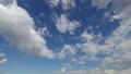 시간 경과 푸른 하늘과 구름의 흐름 perming4K171119 영상 소재 51454692