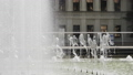 Fountain in the city, slow motion 51707649