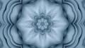 Abstract animated kaleidoscope motion background. 52059404