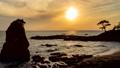 横須賀市秋谷立石海岸から富士山に沈む夕日Timelapse-DFズーム版 52882376