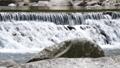แม่น้ำหิน serger ไหลของน้ำสวน fudoson 52970798