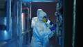 biohazard, checking, examining 52976198