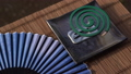 Summer's typical feature Mosquito coil and fan Folding summer landscape 53010585