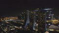 新加坡夜視圖無人機鳥瞰圖3 53180698