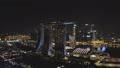 新加坡夜視圖無人機鳥瞰圖4 53180699