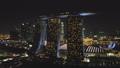 新加坡夜視圖無人機鳥瞰圖8 53180707