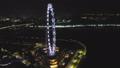 新加坡夜視圖無人機鳥瞰圖11 53180728