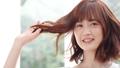 女性 ヘアケア 髪の動画 53183802