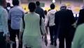 Attendance, businessman, station, ticket gate, ticket gate, business, office worker, morning, rush, commute, walk, men, suit 53185584