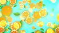 さわやかなオレンジ ループ 53226788