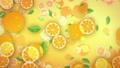 さわやかなオレンジ ループ 53226789
