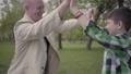 おじいさん お爺さん 祖父の動画 53229020
