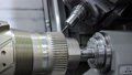 Metalworking CNC lathe milling machine. 53234988