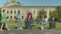 イジメ 大学 キャンパスの動画 53617933