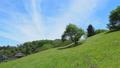 環境イメージ 青空と緑の丘 53627476