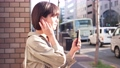 女性 スマホ スマートフォンの動画 53637023