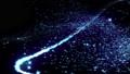 キラキラ光り輝く流れ星 ループ 53671572