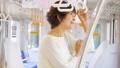 高級女子火車旅遊攝影合作:京王電鐵有限公司 53696328