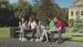 学生 パーク 公園の動画 53702272
