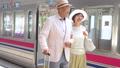 旅行 夫婦 シニアの動画 53723635