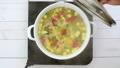 春野菜のスープ ~煮立って、蓋をあけるところ~ 53736890