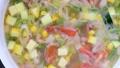 春野菜のスープ ~煮立っているところ、アップ~ 53736892