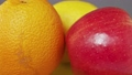 Fresh fruits still-life. Installation of orange 53740310