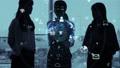 ビジネス シルエット テクノロジーの動画 53752670