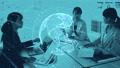 ネットワーク グローバル ビジネスの動画 53752698