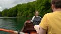 ボート カップル 二人の動画 53918632