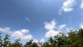 初夏蓝天和白云perming2K190611v素材库 53934715