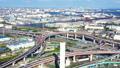都市景観 空撮 53979052
