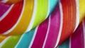 striped spiral multicolor Lollipop 53980787
