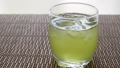 お茶 緑茶 玉露 新茶 夏 氷 アイス ソフトドリンク 飲み物 ドリンク 冷たい 季節 54069635