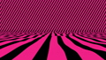 Style Scene with Pink Colour Waved on Diagonal Wall 54108283