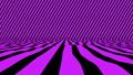 Elegant Scene Waved Colored Diagonal on Bright Wall 54108302