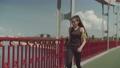 woman, jogging, stretching 54125940